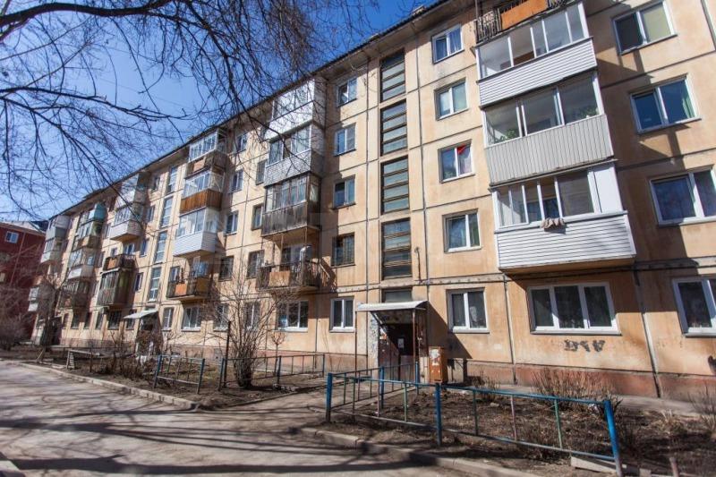 Продам 2 комнатную ул гладкова, купить квартиру в красноярске по недорогой цене, id объекта - 314595829 - фото 2